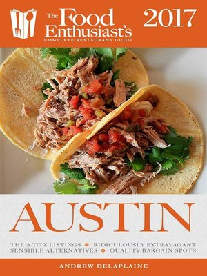 cover image of Austin--2017
