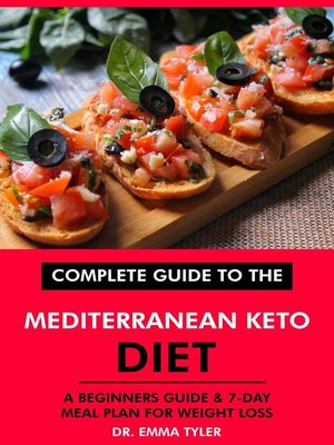 cover image of Complete Guide to the Mediterranean Keto Diet
