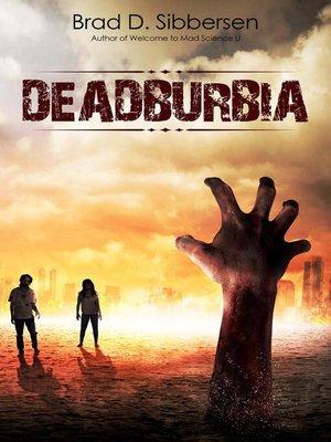cover image of Deadburbia