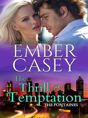 cover image of The Thrill of Temptation