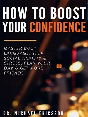 cover image of How to Boost Your Self-Confidence