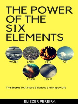 cover image of The Power of the Six Elements
