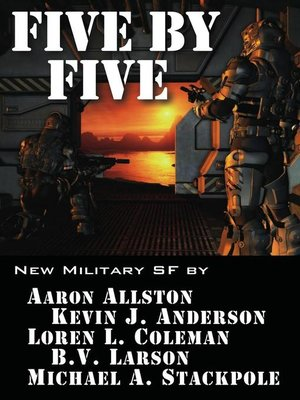 cover image of Five by Five, #1