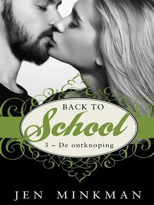 cover image of Back to school (3--De ontknoping)