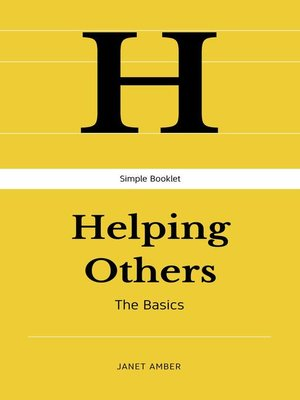 cover image of Helping Others