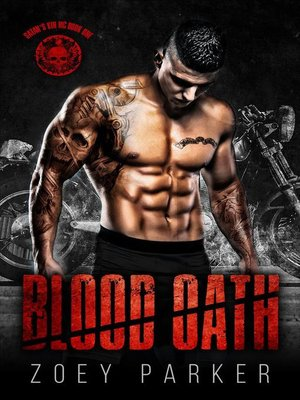 cover image of Blood Oath