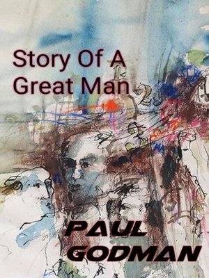 cover image of A Story of a Great Man