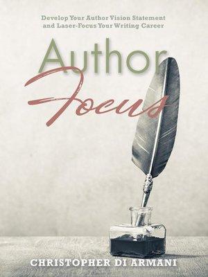 cover image of Author Focus
