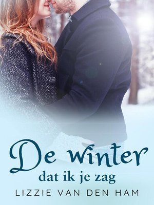 cover image of De winter dat ik je zag