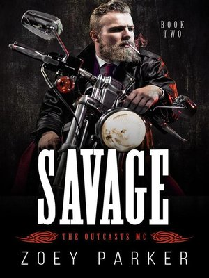 cover image of Savage (Book 2)