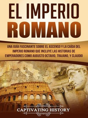 cover image of El Imperio Romano