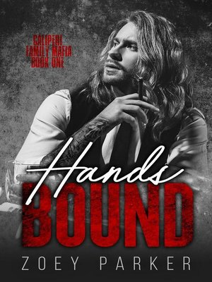cover image of Hands Bound (Book 1)