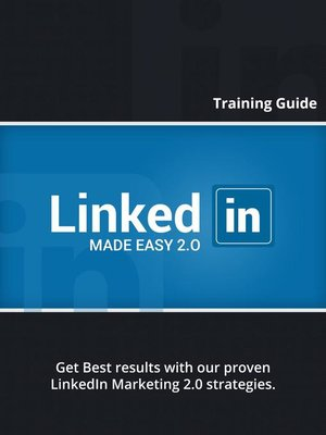 cover image of LinkedIn Marketing Made Easy 2.0