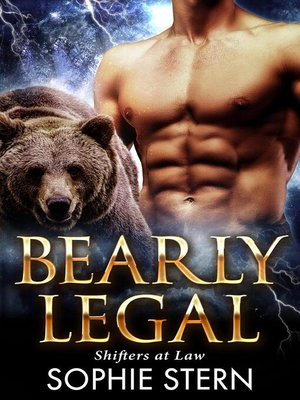 cover image of Bearly Legal