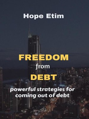 cover image of Freedom From Debt