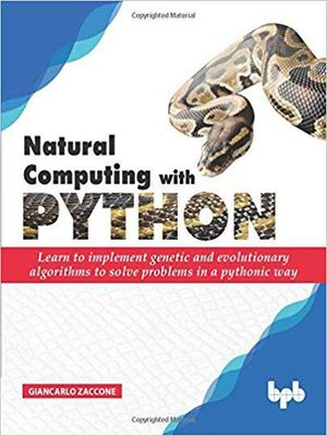 cover image of Natural Computing with Python