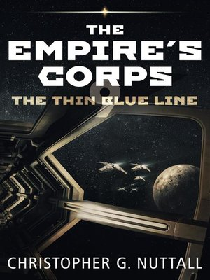 cover image of The Thin Blue Line