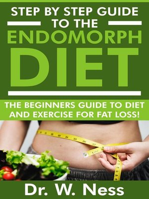 cover image of Step by Step Guide to the Endomorph Diet