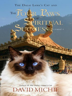 cover image of The Dalai Lama's Cat and the Four Paws of Spiritual Success