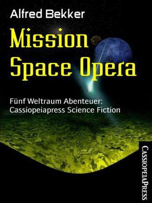 cover image of Mission Space Opera