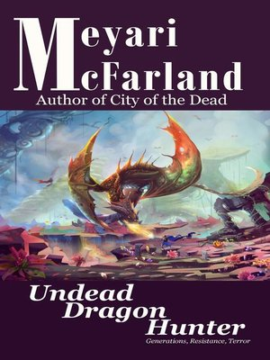 cover image of Undead Dragon Hunter