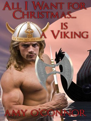 cover image of All I Want for Christmas is a...Viking