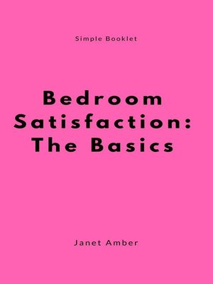 cover image of Bedroom Satisfaction