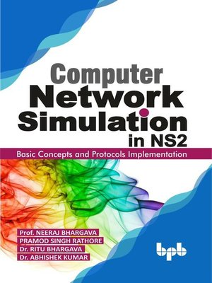 cover image of Computer Network Simulation in Ns2