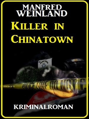 cover image of Killer in Chinatown