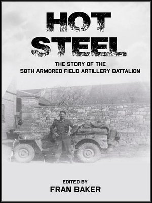cover image of Hot Steel