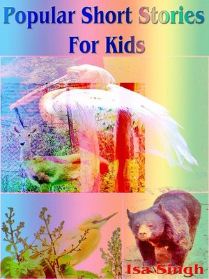 cover image of Popular Short Stories For Kids