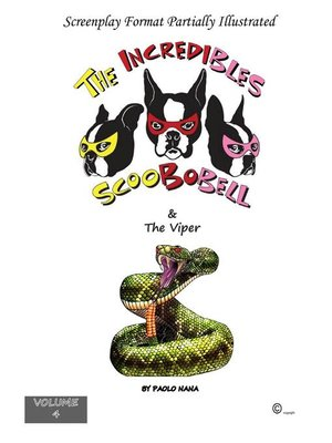 cover image of The Incredibles Scoobobell & the Viper (Volume 4)