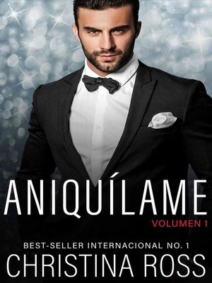 cover image of Volumen 1: Aniquílame, #1