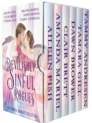 cover image of Devilishly Sinful Rogues