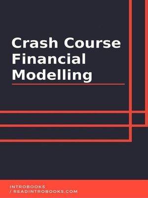 cover image of Crash Course Financial Modelling