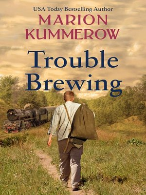 cover image of Trouble Brewing