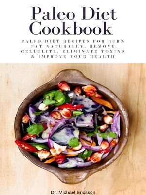 cover image of Paleo Diet Cookbook