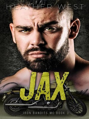 cover image of Jax (Book 3)