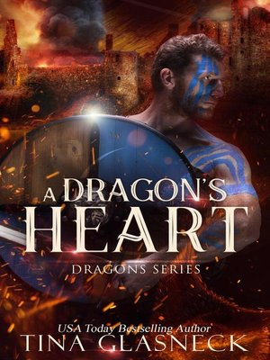 cover image of A Dragon's Heart