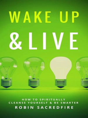 cover image of Wake Up & Live