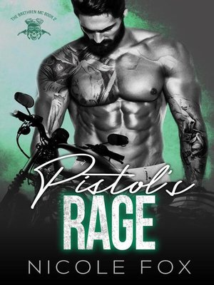 cover image of Pistol's Rage