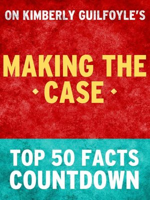 cover image of Making the Case