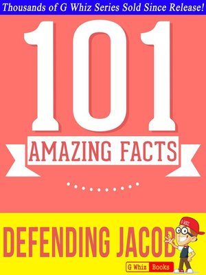 cover image of Defending Jacob--101 Amazing Facts You Didn't Know