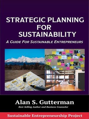 cover image of Strategic Planning for Sustainability