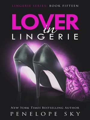 cover image of Lover in Lingerie