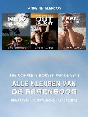 cover image of Alle Kleuren van de Regenboog boxset