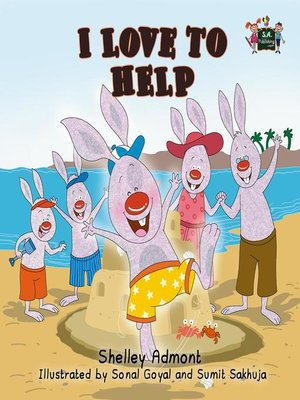 cover image of I Love to Help