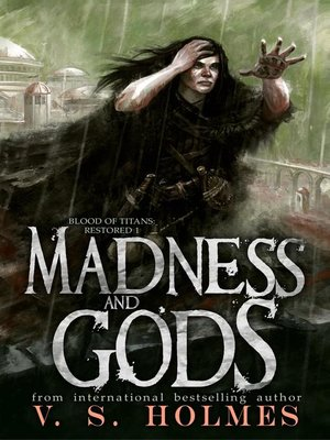 cover image of Madness and Gods
