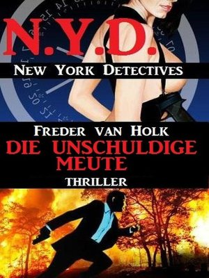 cover image of Die unschuldige Meute