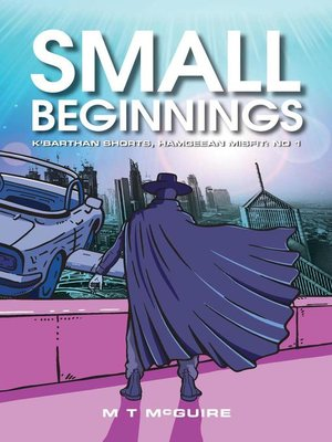 cover image of Small Beginnings